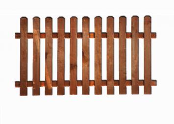Kerítés, Kerítéselem