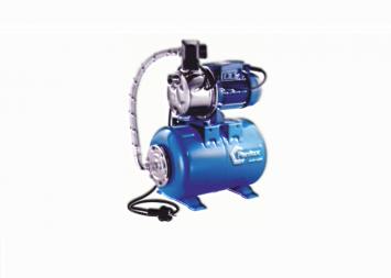 Vízszivattyú, Házi vízmű (elektromos)