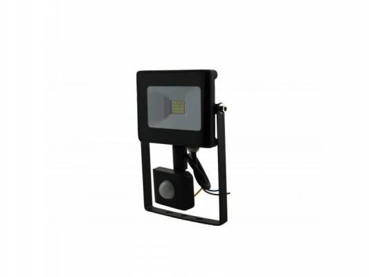 LED reflektor 20W hideg,24 LED, IP44, mozgásérzékelős