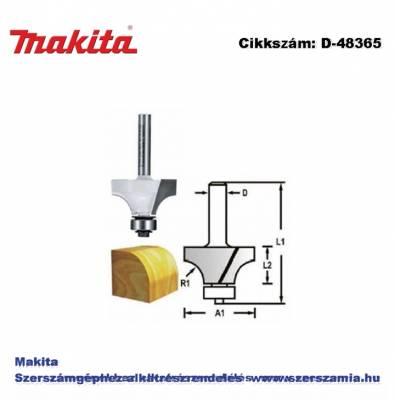Gömbölyítő csapágyas kés, befogó: 8 mm átmérő: 20,7 mm rádiusz: 4 mm T2 MAKITA