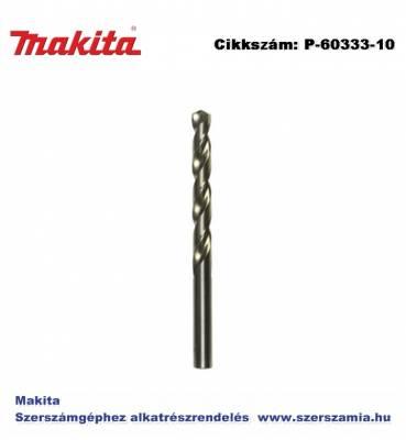 Fémfúró HSS-G 6,5 x 101 mm T2 MAKITA 10db/csomag