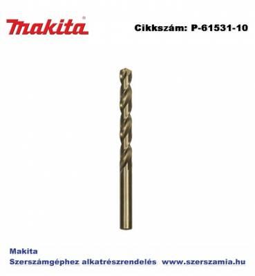 Fémfúró HSS Co5 sz. 4x75 mm T2 MAKITA 10db/csomag