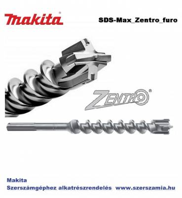 Fúró SDS-Max Zentro 24 x 320 mm T2 MAKITA