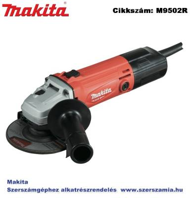 MAKITA MT 115mm 570W sarokcsiszoló R