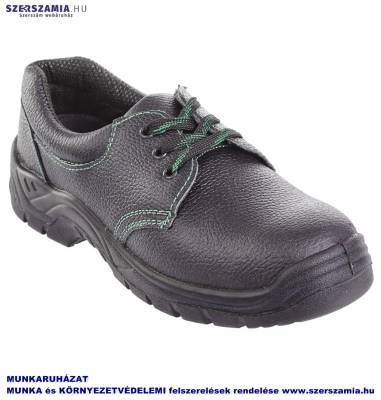 METALITE S1P védőcipő acélkapli, acéltalp, méret: 45, 1 pár