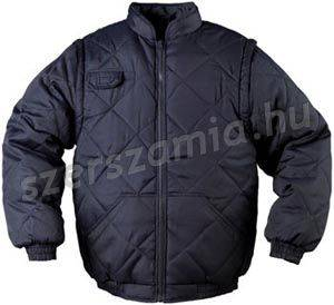 CHOUKA-SLEEVE Levehető ujjú kabát, méret: XS, 1 darab
