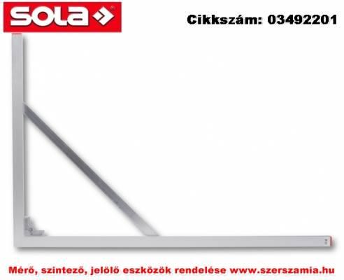 Építőipari derékszög BWW 100X150 SOLA