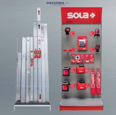 Alumínium indítóléc Aluléc 3 m SOLA