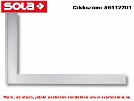 Lakatos derékszög SWA 1000 horganyzott, 1000x500mm, talpas SOLA
