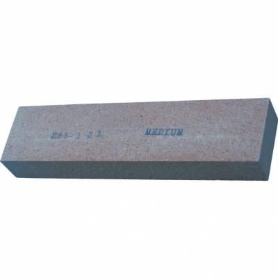 Fenőkő finom szilicium-karbid 100 x 25 x 13mm