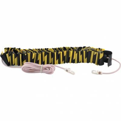 Elkerítő kötél Z sárga/fekete 3-6m