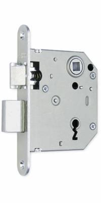 ELZETT 3435/55 kétnyelvű kulcsos lővér bevésőzár