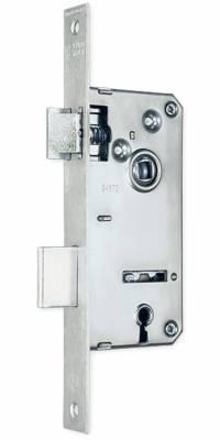 ELZETT 381/35/70 kulcsos univerzális bevéső zár