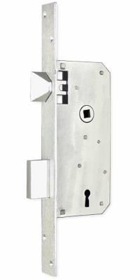 ELZETT 3413/9cm JOBB kulcsos előajtózár