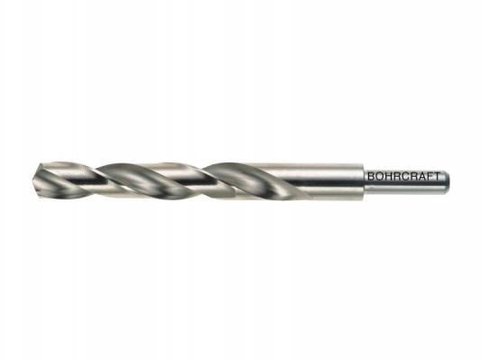 BOHRCRAFT köszörült csigafúró csapolt DIN338 HSS-G 15,0x169/114 - S10x30