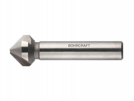 BOHRCRAFT kúpsüllyesztő 90° három vágóélű DIN335 PM 6,3x50/S6