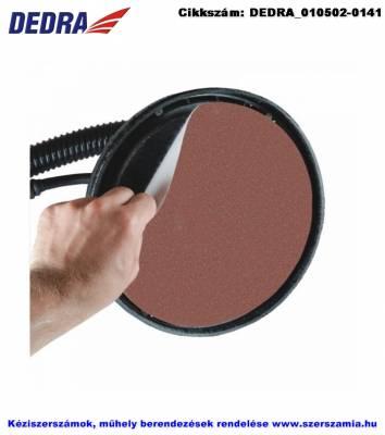 DEDRA tépőzáras csiszolólap d225/A80 DED77491 5db