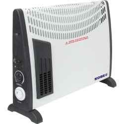 Konvektoros hűtőventilátor / hősugárzó időzítővel 2kW