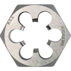 Hatszög alakú NPT menetmetsző 3/8col x 18,0mm HSS BS1127