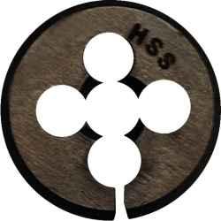 Kör alakú menetmetsző balos M3.0 x 0.50mm 13/16col HSS BS1127