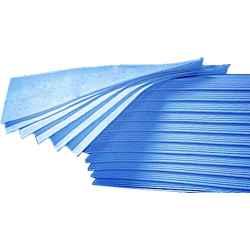 1 rétegű kék kéztörlő papír 24,0 x 24,0cm SCZ024-1B 3600lap/csomag