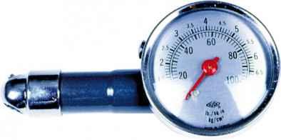Nyomásmérő óra 0,5-7,5 BAR (R10)