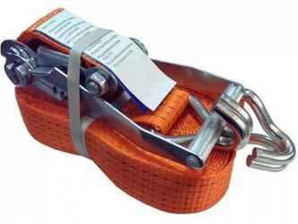 Csomagrögzítő pánt feszítővel PROFI 5T - 10 m / 5 cm széles