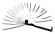 Hézagmérő 13 db-os