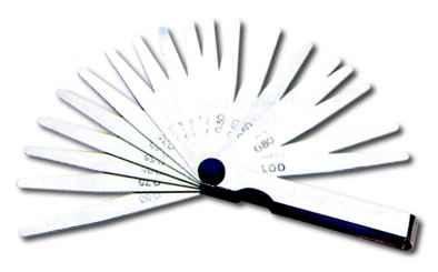 Hézagmérő 20 db-os
