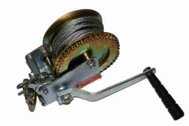 Csörlő 450 kg Marpol