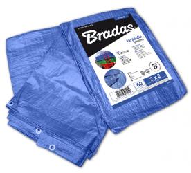 Ponyva, kék 1,5x6 m, 60gr/nm (A névleges mérettől a valós méreteltérés akár 5% is lehet.)