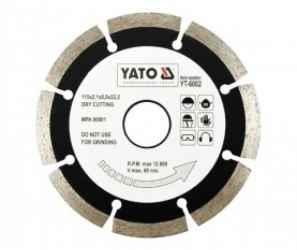 Gyémantvágó korong szegmenses-HS 125 mm