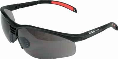 Védőszemüveg füstszínű lencsével 91977