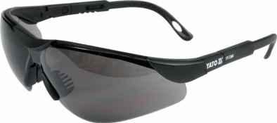 Védőszemüveg füstszínű 91659