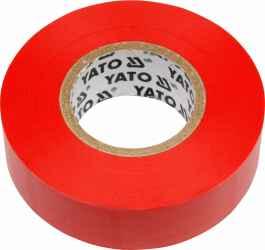 Szigetelőszalag 19 mmx20M piros