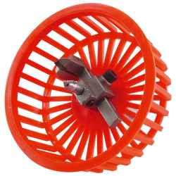 20-94mm csempéhez körkivágó, állítható, műanyag védőkosárral