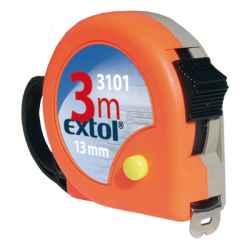 5m x 19mm mérőszalag 2 stoppos EXTOL