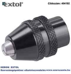 Gyorstokmány, mini, befogás: 0,1-3,4 mm, M8 x 0,75 mm, a 404120, 404121, 8892201 mini köszörűgéphez