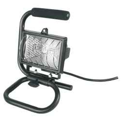 Hordozható halogén lámpa, 120W max.150W, 2300lm, IP44, kábel: 1,7m EXTOL CRAFT