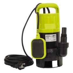 EXTOL CRAFT szennyvíz szivattyú 550W, szállító teljesítmény: 12m3/h