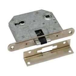 55 x 55 x 20mm, 1 kulcsos bevésőzár, LŐVÉR típusú, FLAME
