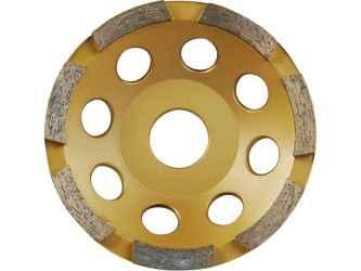 EXTOL PREMIUM gyémántcsiszoló korong, egysoros 125mm x 22,2mm