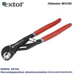 Vízpumpa fogó, automata egy kezes, max nyitás 35 mm, 240 mm, tüv/gs, szivacsos nyél