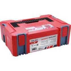 Műanyag tároló doboz, 443 x 310 x 151mm, falvastagság 2,5mm, teherbírás max 100kg EXTOL PREMIUM
