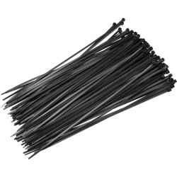 7,6 x 500mm kábelkötegelő, fekete nylon 50db/csomag EXTOL