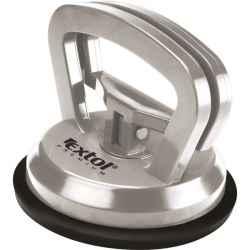Üvegemelő, egyfejes, max. 50kg teherbírás, átmérő: 118mm, ALU ötvözet EXTOL PREMIUM