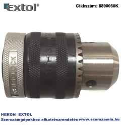 Kulcsos tokmány zárral 1,5-13 mm, 1/2 col-os menetes csatlakozás a 8890050 ütvefúróhoz