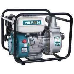 HERON benzinmotoros vízszivattyú 5,5 le, max 600l/perc, 50mm csőátmérő e PH-50