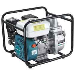 HERON benzinmotoros vízszivattyú 6,5 le, max 1100l/perc, 3col 85mm-9menet csőátmérő e PH -80