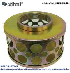 Szívókosár 3 col , belsőmenetes, 85 mm, 6 menet, a 8895105 szivattyúhoz